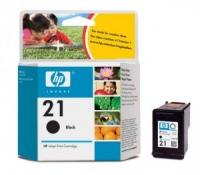 Картридж HP №21 C9351АE Black