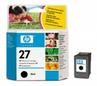 Картридж HP №27 C8727AE Black