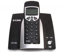 Беспроводный IP телефон D-Link VoIP DPH-300S