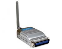 Принт сервер D-Link DP-G301, беспроводный
