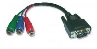Кабель-переходник VGA на 3 RCA, 0,9м, C-GM/3RVM-3