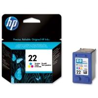 Картридж HP №22 C9352AE цветной