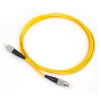 Патч корд оптоволоконный SHIP/FC/UPC-FC/UPC SM 9/125, 0,5M