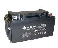 Аккумуляторная батарея 12V 65Ah SVC VP1265 (350*168*178)