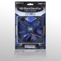 Вентилятор для корпуса 140мм Noiseblocker NB-BlackSilentFan XK1