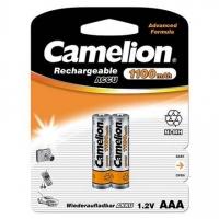 Аккумуляторы Camelion NH-AAА1100BP2, 1100mAh/1.2V