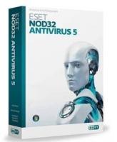 Антивирус ESET NOD32   1 год на 3ПК/продление 20мес.