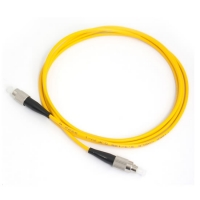 Патч корд оптоволоконный SHIP/FC/UPC-FC/UPC SM 9/125, 1M
