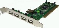 Контроллер USB2.0  (5 портов) PCI