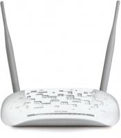 Беспроводной маршрутизатор ADSL  TP-Link TD-W8968N/300M