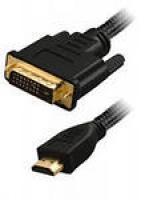 кабель HDMI-DVI,   1.8м