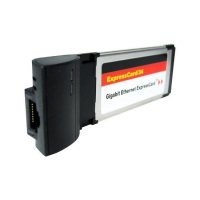 Контроллер Express card/34mm - Lan/RJ-45 10/100/1000Mб/с