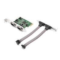 Контроллер PCI-Ex1, 4 x RS-232 (COM Порт), Deluxe DLCe-RSC4