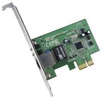 Сетевая карта PCI-e, Giga RTL8169S , 100/1000 Mb