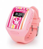 Детские часы-телефон Elari Fixitime с трекером GPS (розовые)