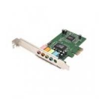 Звуковая карта 4.1, Deluxe DLCe-S41, PCIe