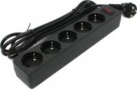 Сетевой фильтр Defender ES, 3m, 5розеток