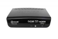 Цифровой ТВ приёмник D-Color DC910HD