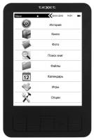 Электронная книга Texet TB-156FL,  6''