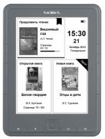 Электронная книга Texet TB-137SE,  6''