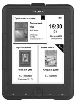 Электронная книга Texet TB-137SE, black, 6''