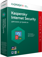 Антивирус Kaspersky Internet Security 5ПК/1год