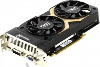 Видеокарта 2048Mb Palit GeForce GTX 750Ti, 128bit, DDR5