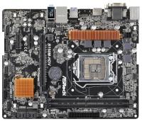 Системная плата ASROCK B150M-HDV