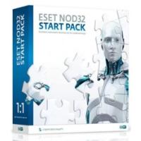 Антивирус ESET NOD32 START PACK, 1ПК/1год