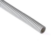 Труба гофрированная РУВИНИЛ 11601, 16мм, ПВХ, серый, 1м
