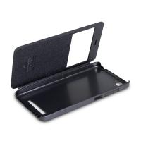 Чехол для Xiaomi Redmi Note4 (NILLKIN Sparkle LeatherCase), черн