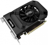 Видеокарта 4Gb Palitl GeForce GTX 1050Ti, 128bit, DDR5