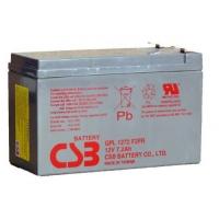 Аккумуляторная батарея 12V 7.2Ah CSB GPL 1272 F2FR
