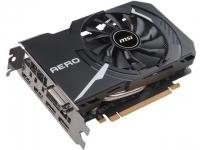 Видеокарта 6Gb MSI GeForce GTX 1060, 192bit, DDR5