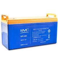 Аккумуляторная батарея 12V 80Ah SVC VP1280 (350*168*178)