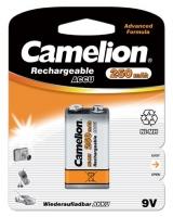 Аккумулятор CAMELION NH-9V250BP1 (6F22/крона9V/250mAh)