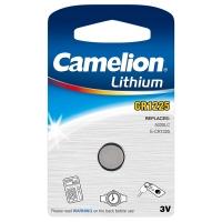 Батарейка CAMELION Lithium CR1225-BP5, 3V/220mAh