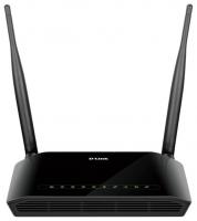 Беспроводной маршрутизатор ADSL D-Link DSL-2750U, 300М3G/LTE