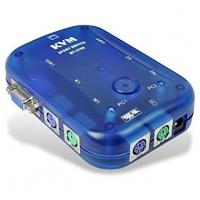 Переключатель KVM Switch KYS-102, 2port/PS/2