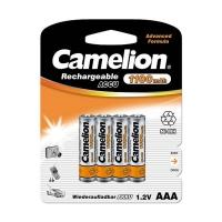 Аккумуляторы Camelion NH-AAA1100BP4