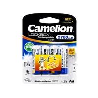 Аккумуляторы Camelion NH-AA2700LBP4, 4шт
