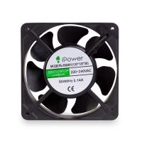 Вытяжной вентилятор 12см iPower ВШМ1 AC 220В