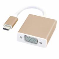 Переходник USB Type C - VGA