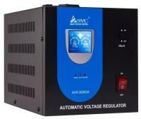 Стабилизатор SVC AVR-3000, 3000VA/1800Вт