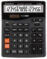 Калькулятор Comix CS-886, бухгалтерский, 16 разряд.
