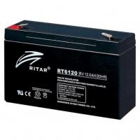 Аккумуляторная батарея 6V 12Ah Ritar RT6120 (151*50*101)