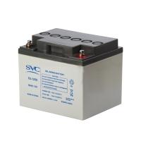 Гелевая аккумуляторная батарея 12V 50Ah SVC GL1250