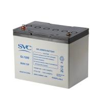 Гелевая аккумуляторная батарея 12V 80Ah SVC GL1280
