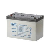 Гелевая аккумуляторная батарея 12V 100Ah SVC GL12100