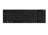Клавиатура Rapoo E2710, USB, чёрный